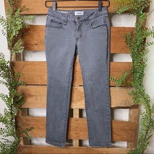 Sonoma | Gray Slim Straight Khaki Pants
